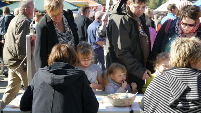 Essener Lesebündnis – Zechenfest 2013