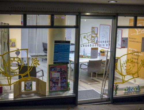 Büro wegen Umbau vorübergehend geschlossen
