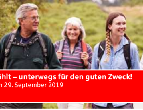 Charity-Wanderung am 29.09.19